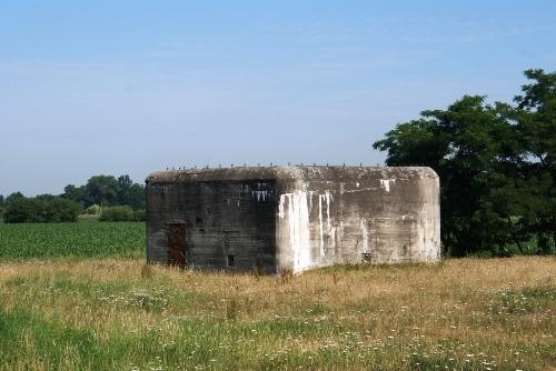 KW-Linie - Bunker P36