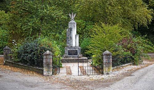 Monument Polish 25th Jnl Battalion Invergordon