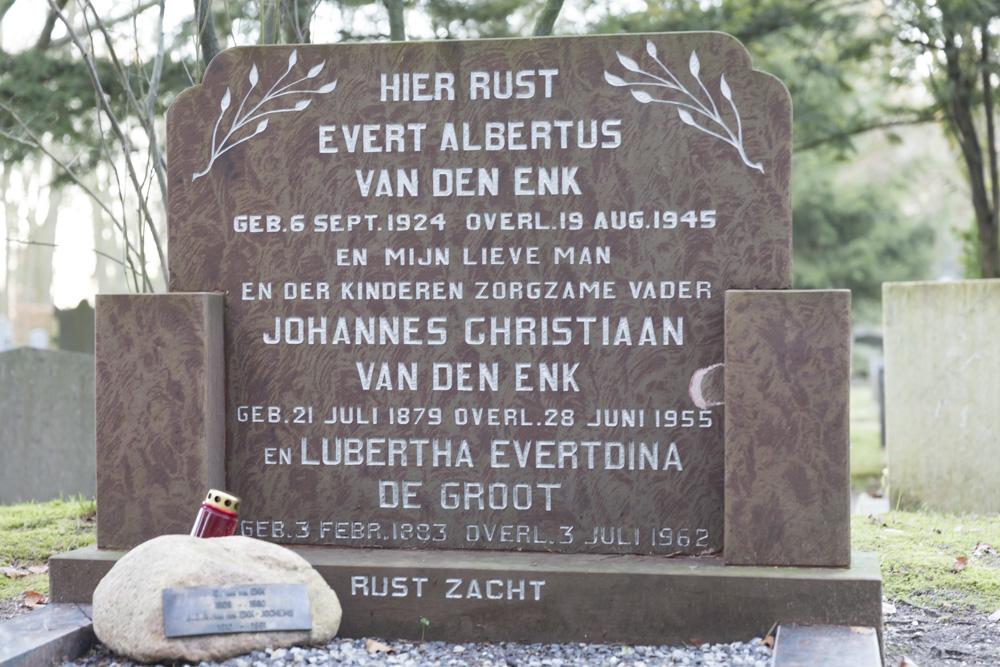 Nederlands Oorlogsgraf Gemeentelijke Begraafplaats Beekbergen