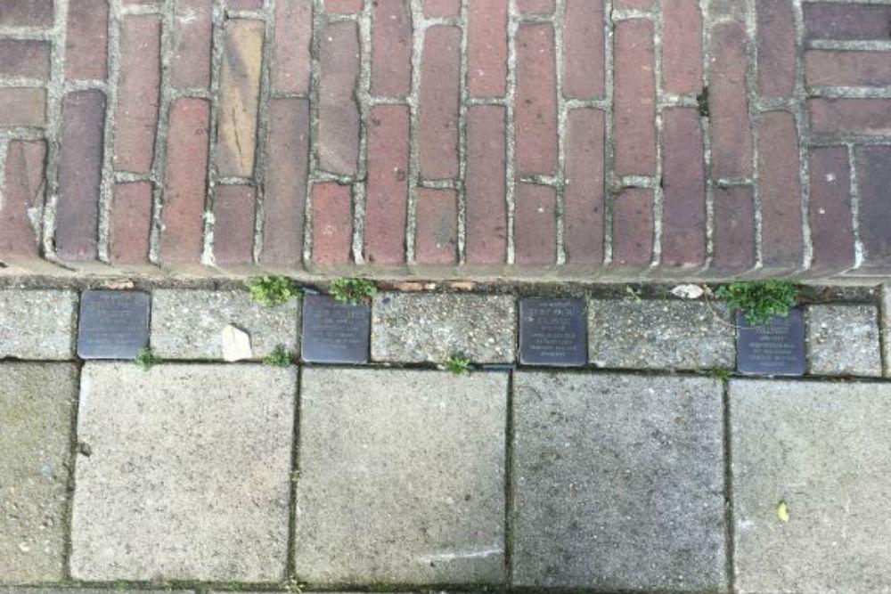 Stumbling Stones Parkweg 53