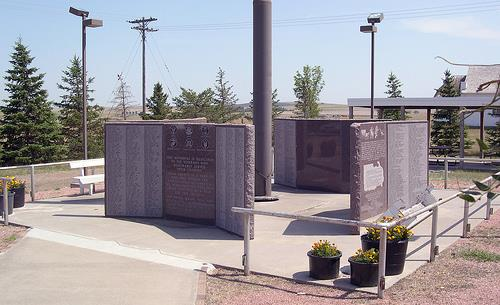 Veterans Memorial Lyman County