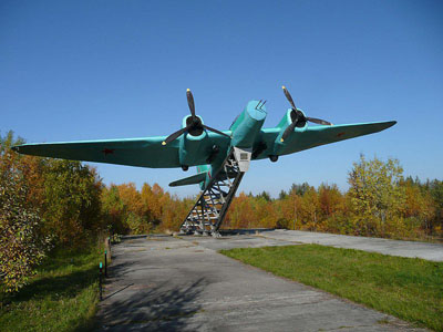 Tupolev ANT-40/SB Bomber