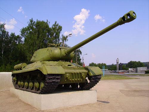 IS-2 Tank Shatki
