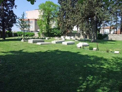 Oorlogsgraven van het Gemenebest Chanak Consular Cemetery