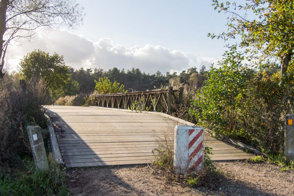 Bailey bridge Wuustwezel