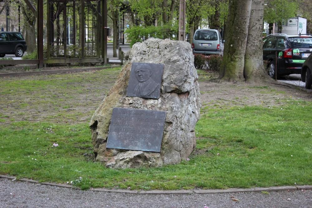 Monument Geëxecuteerde Verzetsstrijder Spa