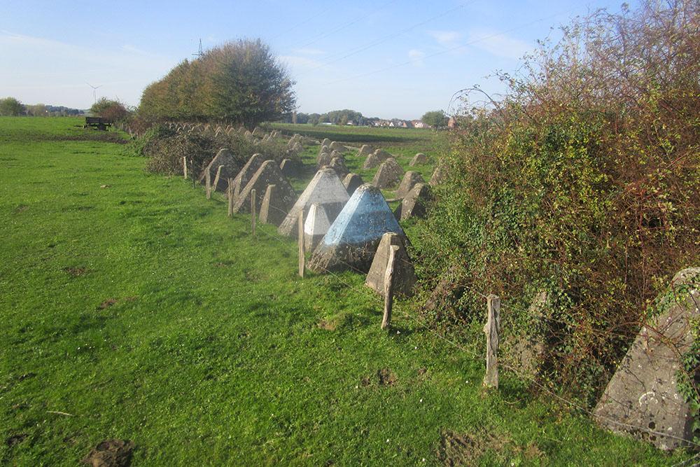 Westwall - Tank Barrier
