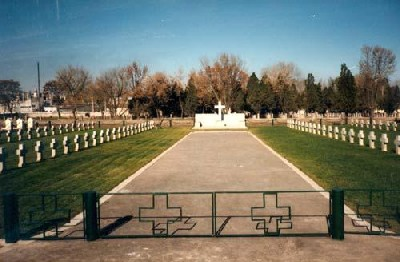 German War Graves Constanta