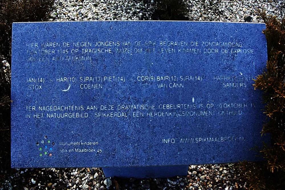 Nederlandse Oorlogsgraven Maasniel