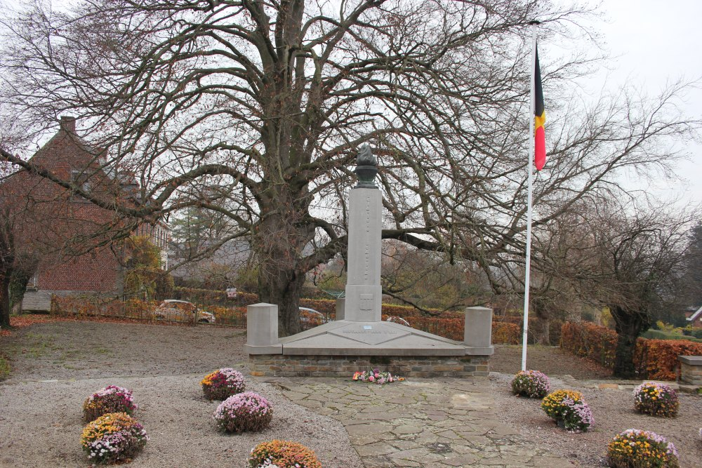 War Memorial Feluy