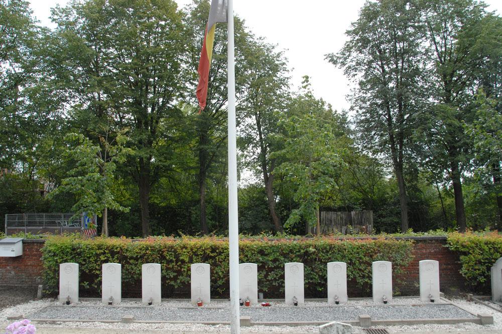 Oorlogsgraven van het Gemenebest Wuustwezel