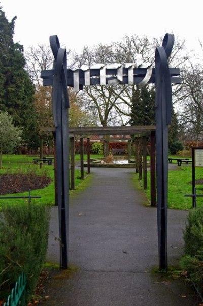Holocaust Monument Hendon Park