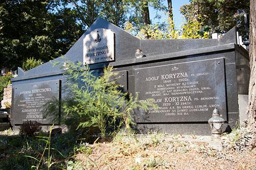 Symbolic Grave Koryzna