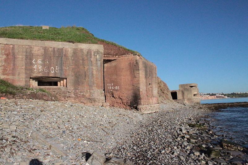 Bunker Punta de Getares