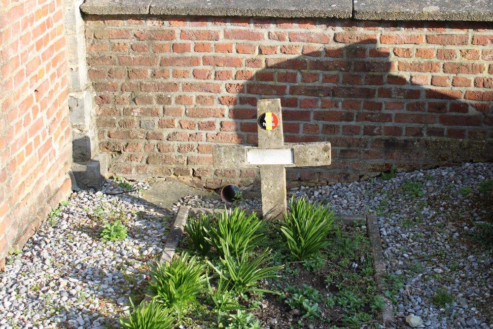 Belgian War Grave Jandrenouille