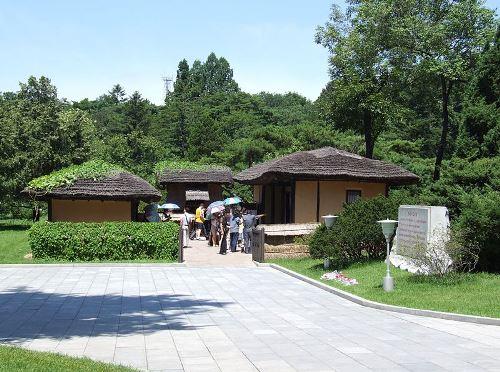 Birth House Kim Il-sung