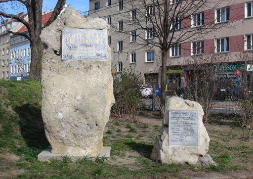 War Memorial Employees Theodor-Körner