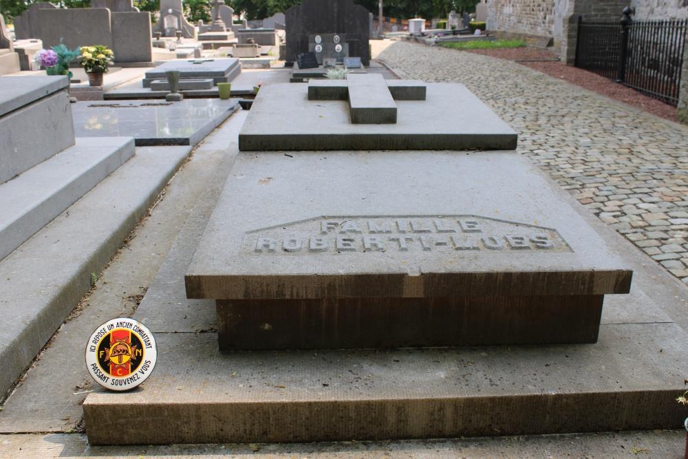 Graven Oudstrijders Fexhe-le-Haut-Clocher