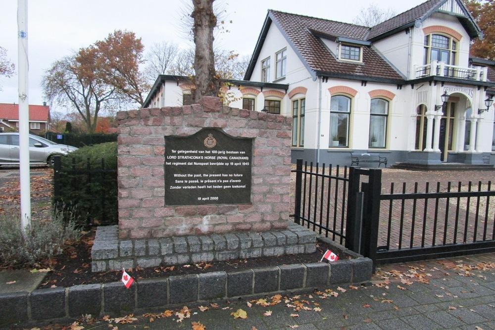 Bevrijdingsmonument Nunspeet