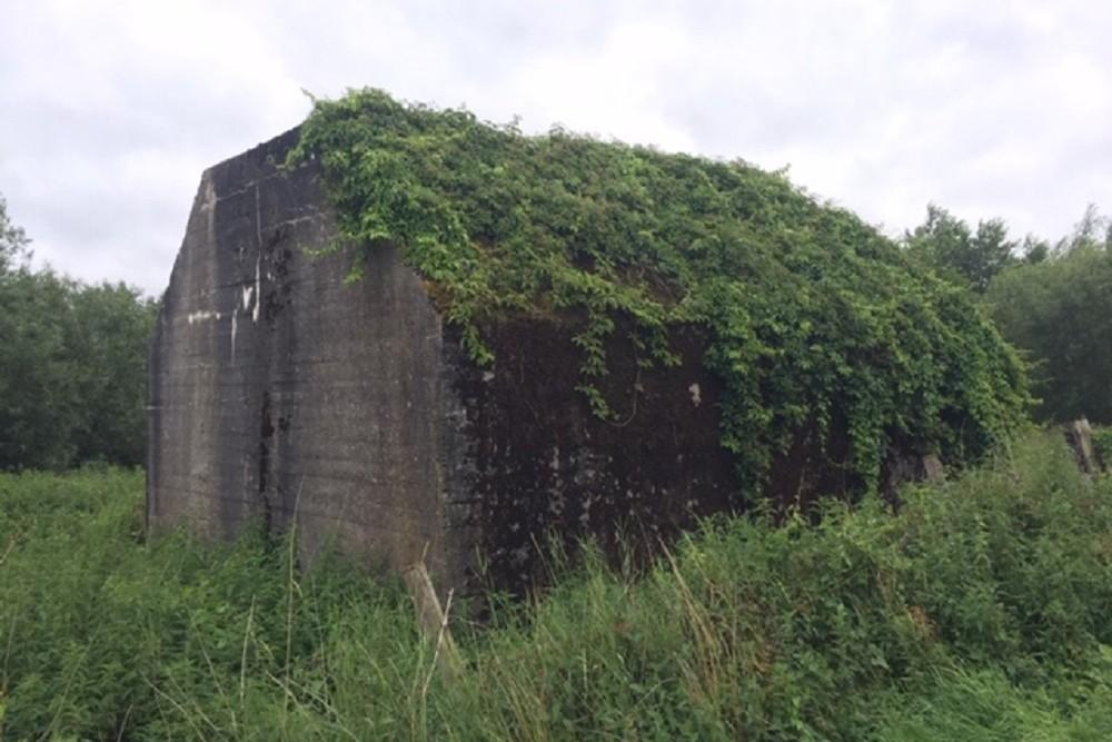 Groepsschuilplaats Type P Diefdijk