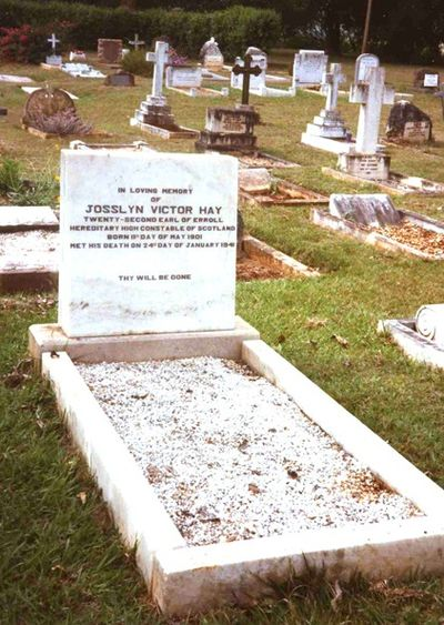 Commonwealth War Grave Kiambu