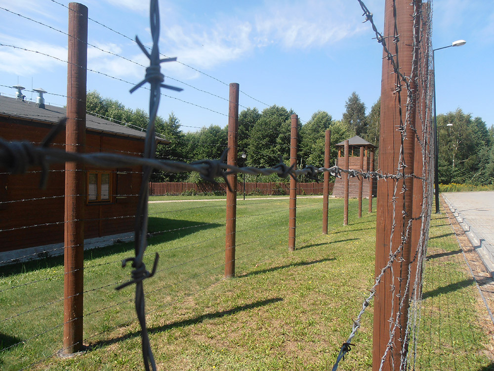 Concentration Camp Pustkow