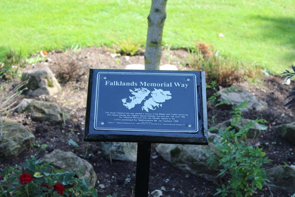 Falklands Memorial Way