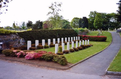 Commonwealth War Graves Foulon Cemetery