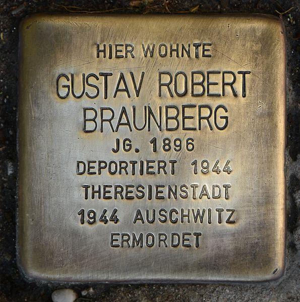 Stolperstein Hauptplatz 13