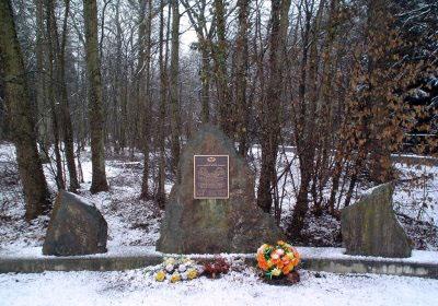 Monument 517th Parachute Infantry Regiment