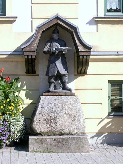 War Memorial Wieselburg an der Erlauf