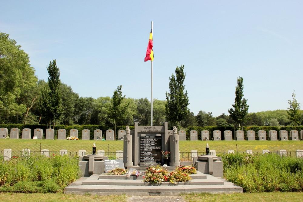 Memorial Political Prisoners De Panne