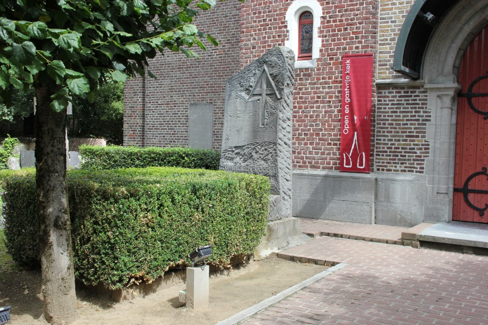 Belgian War Graves Deurle