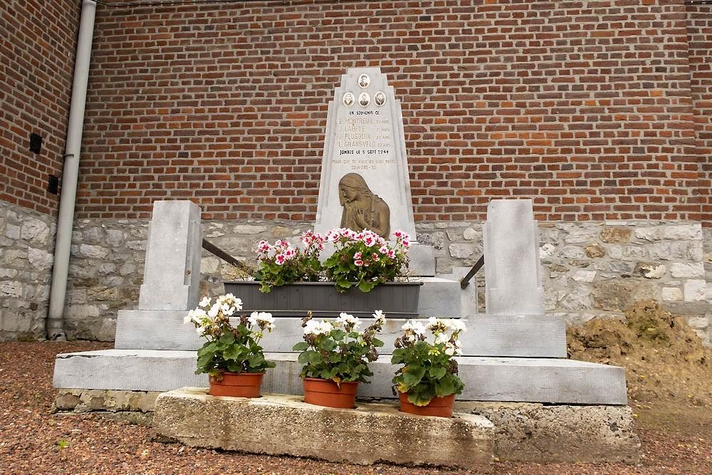 Memorial Victims 1944 Berneau