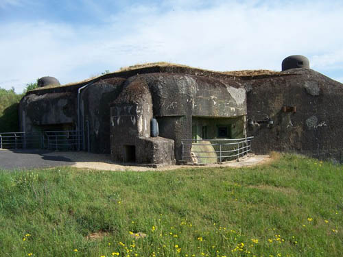 Maginotlinie - Fort Villy-La-Ferté