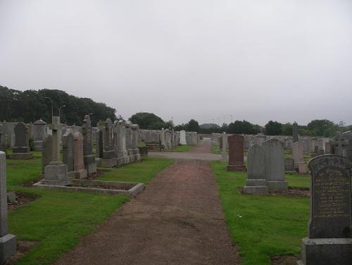 Commonwealth War Graves Ellon Cemetery