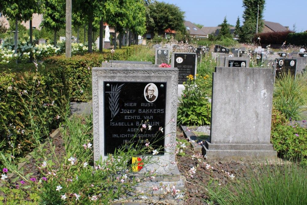 Veteran War Graves Opitter