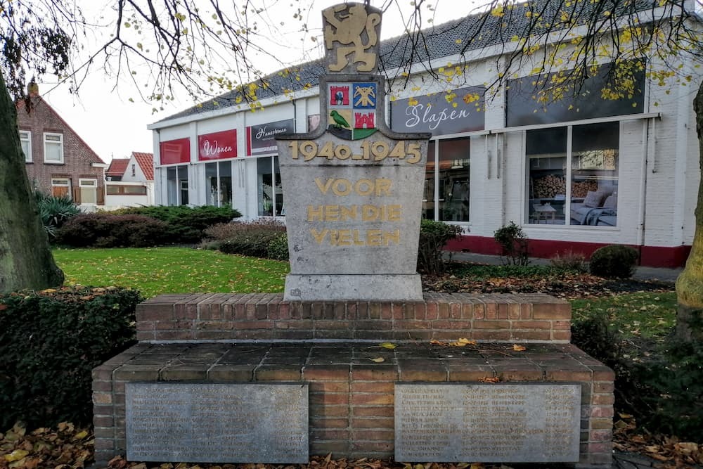 War Memorial Ouddorp