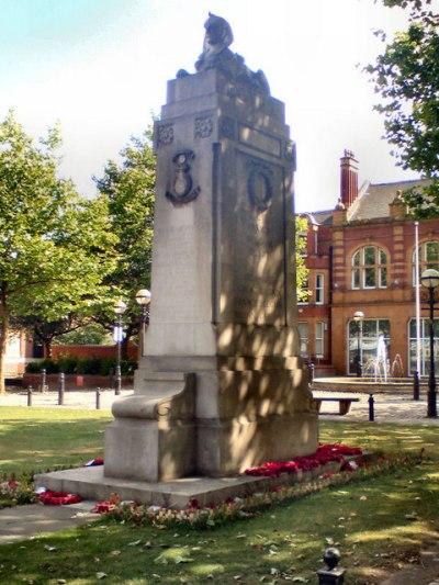 Memorial Lancaster Fusiliers