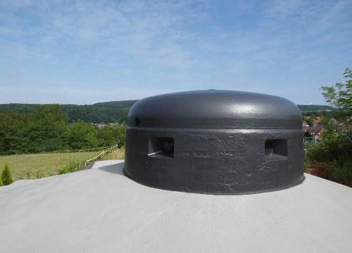 Westwall - Regelbau 114a Bunker Beckingen