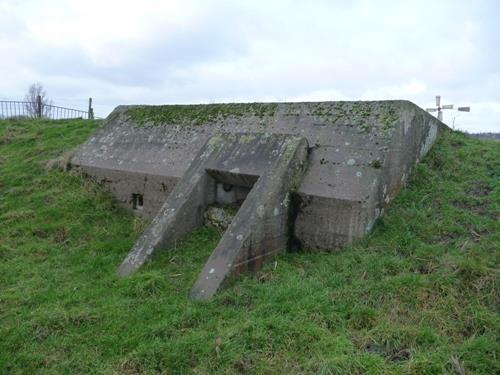 Group Shelter Type 1918/I Spaarndam
