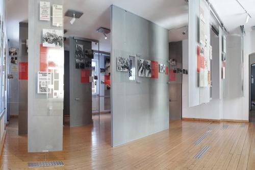 Museum Concentratiekamp Ebensee