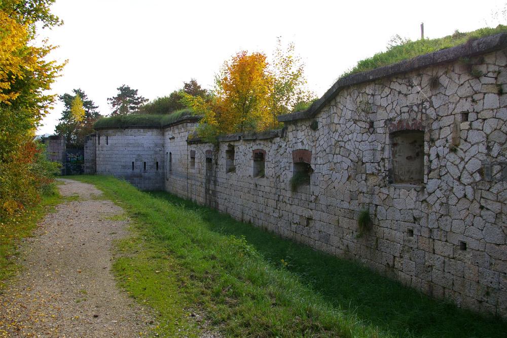 Bundesfestung Ulm - Fort Söflinger Turm