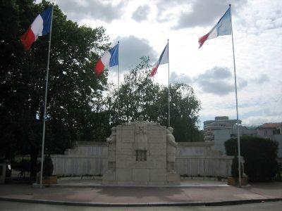 Oorlogsmonument Épinal