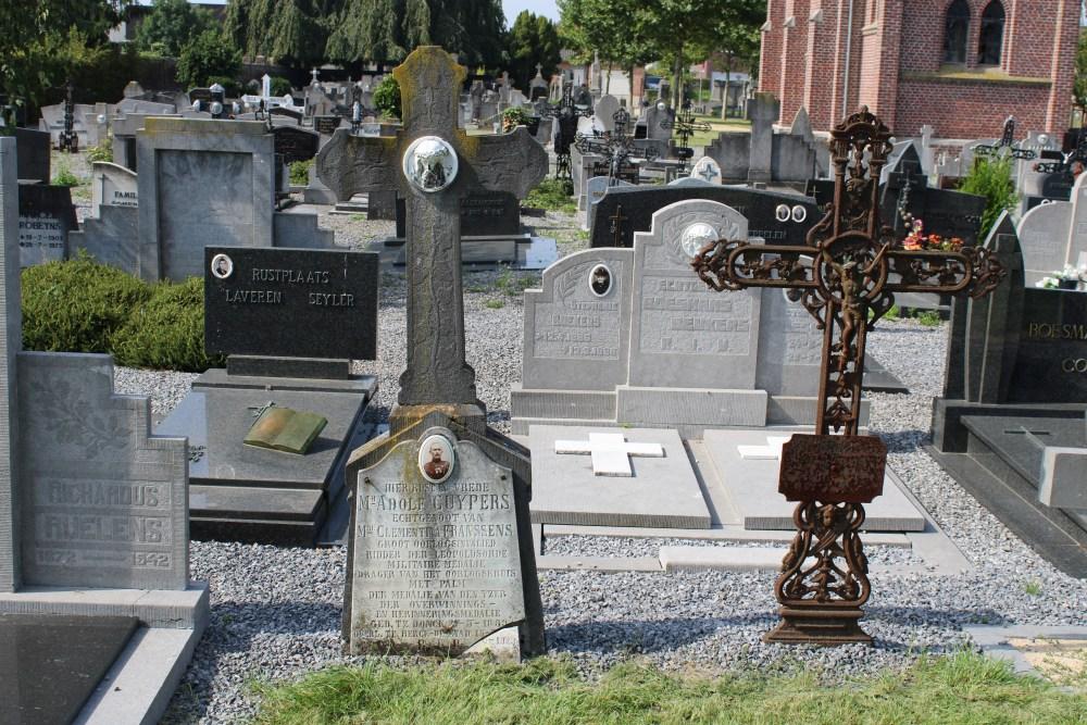 Veteran War Graves Herk-de-Stad