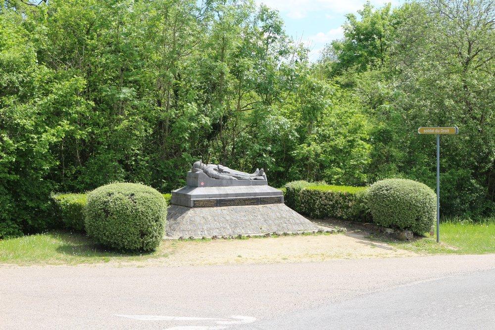 Monument Soldat du Droit