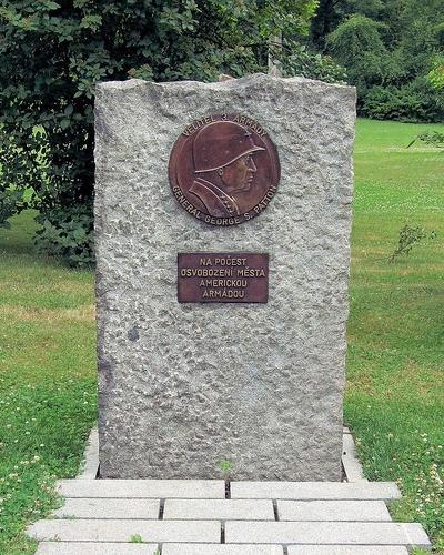 Patton Monument Marienbad