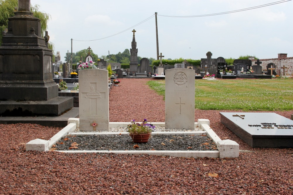Oorlogsgraven van het Gemenebest Haaltert
