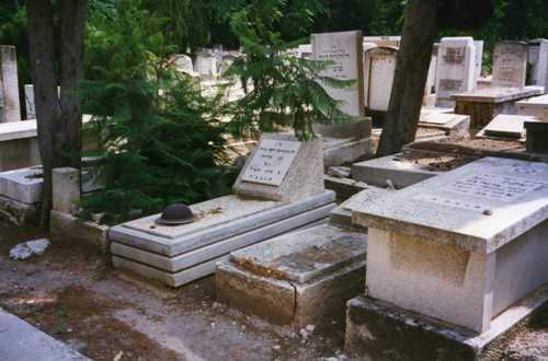 Commonwealth War Graves Tel Aviv