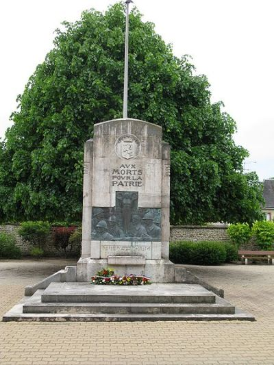 War Memorial Sully-sur-Loire
